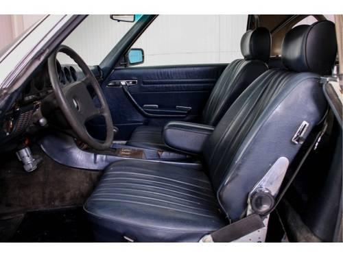 1982 Mercedes-Benz SL-Klasse 380 SL Roadster For Sale (picture 5 of 6)