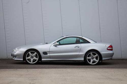 2006 Mercedes-Benz SL500 SOLD (picture 3 of 6)