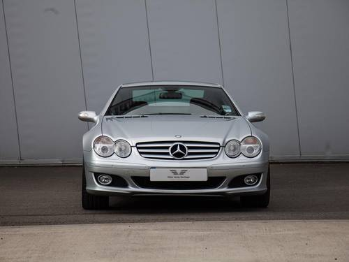 2006 Mercedes-Benz SL500 SOLD (picture 4 of 6)