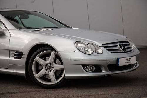 2006 Mercedes-Benz SL500 SOLD (picture 5 of 6)