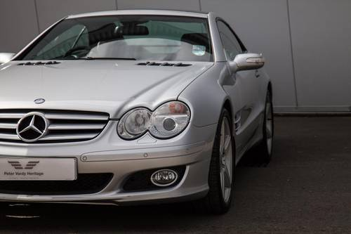 2006 Mercedes-Benz SL500 SOLD (picture 6 of 6)