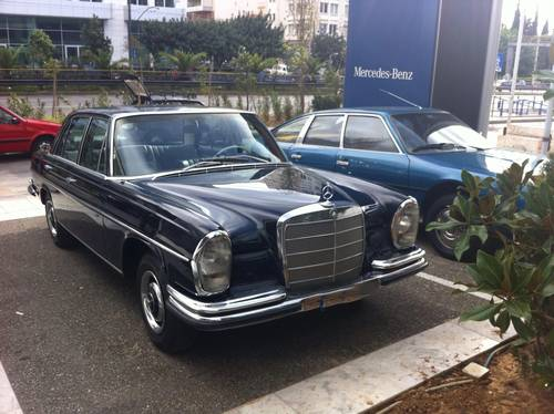 1967 Mercedes 250SE in excellent condition For Sale (picture 1 of 5)