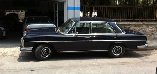1967 Mercedes 250SE in excellent condition For Sale (picture 2 of 5)