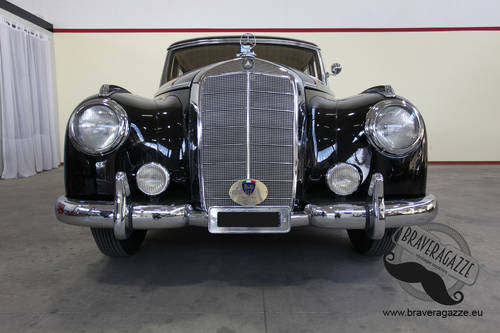 1954 TOP CONDITIONS MERCEDES 300 ADENAUER For Sale (picture 2 of 6)