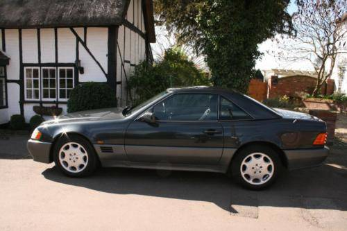 1995 Mercedes-Benz SL320 3.2 auto SOLD (picture 5 of 6)