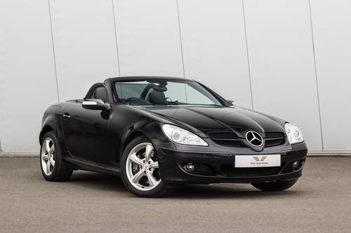 2006 Mercedes SLK 350 Tiptronic Auto SOLD (picture 1 of 6)