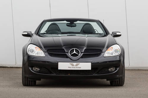 2006 Mercedes SLK 350 Tiptronic Auto SOLD (picture 3 of 6)