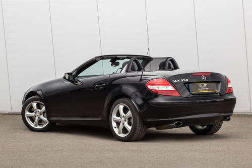 2006 Mercedes SLK 350 Tiptronic Auto SOLD (picture 5 of 6)