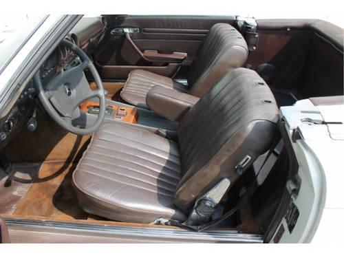 1981 Mercedes-Benz SL-Klasse 380 SL For Sale (picture 3 of 6)