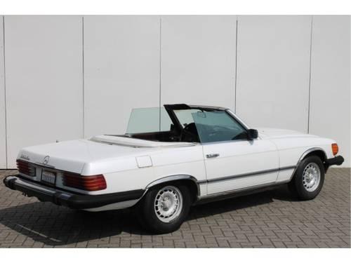 1981 Mercedes-Benz SL-Klasse 380 SL For Sale (picture 5 of 6)