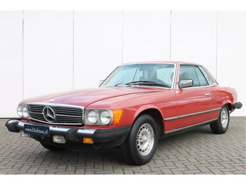 1976 Mercedes-Benz SL-Klasse 450 SLC For Sale (picture 1 of 6)
