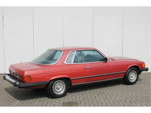 1976 Mercedes-Benz SL-Klasse 450 SLC For Sale (picture 2 of 6)