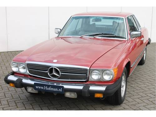 1976 Mercedes-Benz SL-Klasse 450 SLC For Sale (picture 4 of 6)