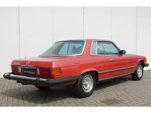 1976 Mercedes-Benz SL-Klasse 450 SLC For Sale (picture 5 of 6)