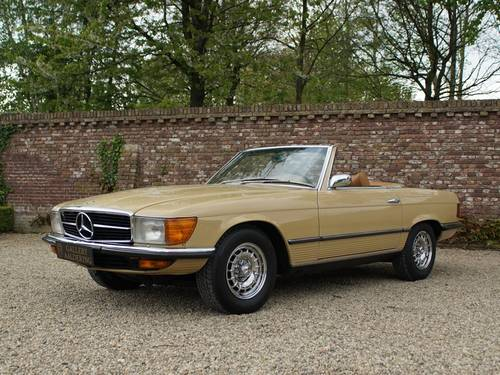 1973 Mercedes Benz 450SL only 134.158 miles!! For Sale (picture 1 of 6)