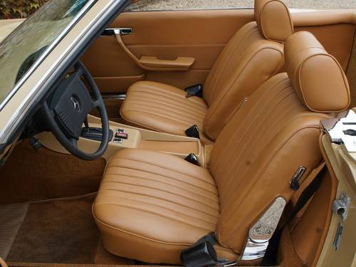 1973 Mercedes Benz 450SL only 134.158 miles!! For Sale (picture 3 of 6)