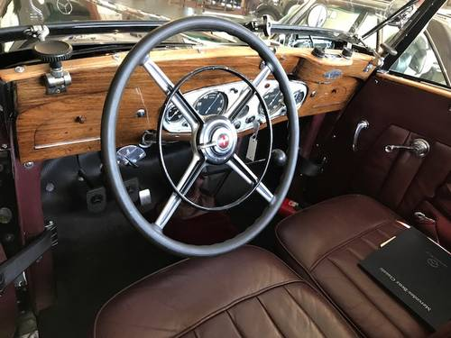 1934 Mercedes-Benz 380K Cabriolet - SuperCharged For Sale (picture 4 of 5)