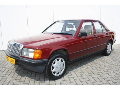 1985 Mercedes-Benz 190 2.0 D  For Sale (picture 1 of 6)