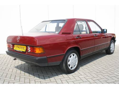 1985 Mercedes-Benz 190 2.0 D  For Sale (picture 2 of 6)