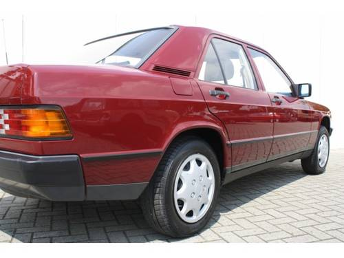 1985 Mercedes-Benz 190 2.0 D  For Sale (picture 5 of 6)
