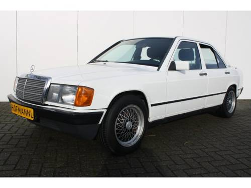 1984 Mercedes-Benz 190 2.0 E.  For Sale (picture 1 of 6)