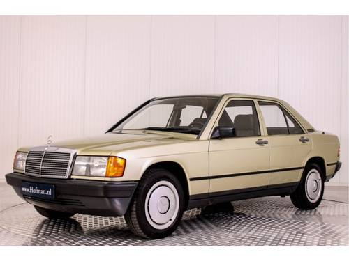 1986 Mercedes-Benz 190 2.5 D For Sale (picture 1 of 6)