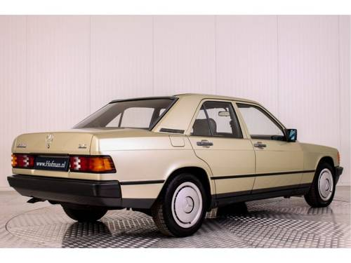 1986 Mercedes-Benz 190 2.5 D For Sale (picture 2 of 6)