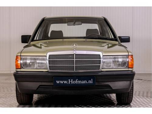 1986 Mercedes-Benz 190 2.5 D For Sale (picture 3 of 6)