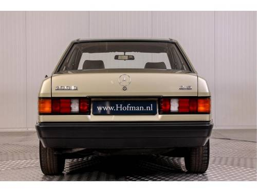 1986 Mercedes-Benz 190 2.5 D For Sale (picture 4 of 6)
