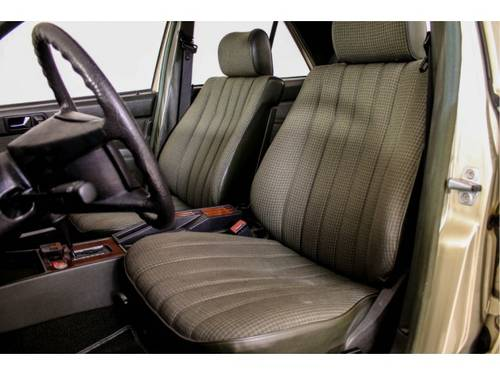 1986 Mercedes-Benz 190 2.5 D For Sale (picture 5 of 6)