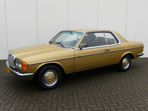 1979 Mercedes-Benz 200-serie 280 CE  For Sale (picture 1 of 6)
