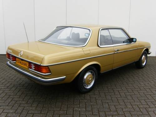 1979 Mercedes-Benz 200-serie 280 CE  For Sale (picture 2 of 6)