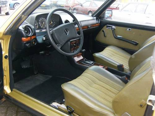 1979 Mercedes-Benz 200-serie 280 CE  For Sale (picture 3 of 6)