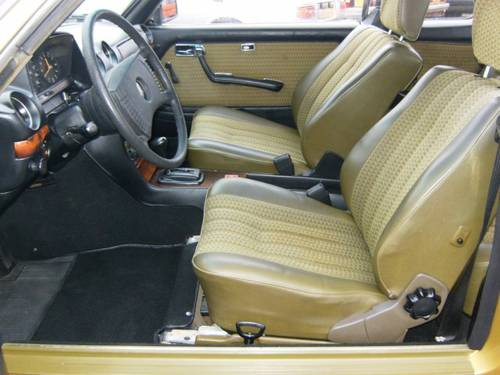 1979 Mercedes-Benz 200-serie 280 CE  For Sale (picture 4 of 6)