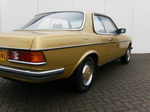 1979 Mercedes-Benz 200-serie 280 CE  For Sale (picture 5 of 6)