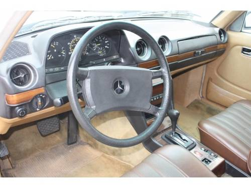 1985 Mercedes-Benz 200-serie 300 TD Turbo diesel For Sale (picture 5 of 6)