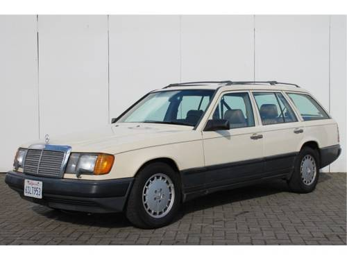 1987 Mercedes-Benz 300-serie 300 TD Combi Turbo Diesel  For Sale (picture 1 of 6)