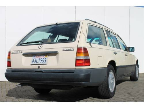 1987 Mercedes-Benz 300-serie 300 TD Combi Turbo Diesel  For Sale (picture 4 of 6)