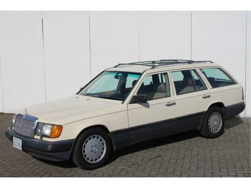 1987 Mercedes-Benz 300-serie 300 TD Combi Turbo Diesel  For Sale (picture 5 of 6)