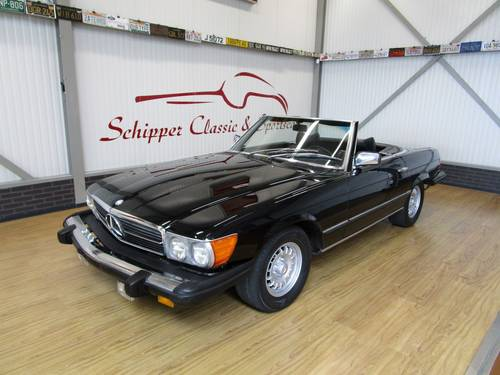 1976 Mercedes 450SL For Sale (picture 1 of 6)