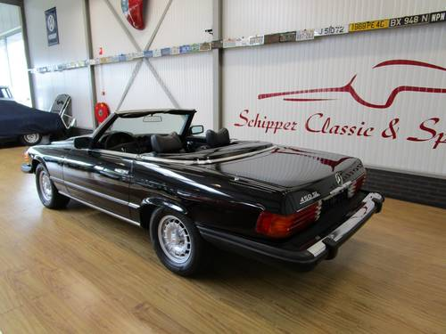 1976 Mercedes 450SL For Sale (picture 3 of 6)