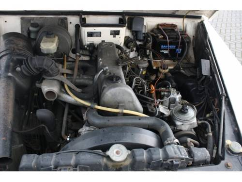 1986 Mercedes-Benz G-Klasse 300 GD For Sale (picture 5 of 6)