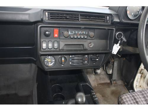1986 Mercedes-Benz G-Klasse 300 GD For Sale (picture 6 of 6)