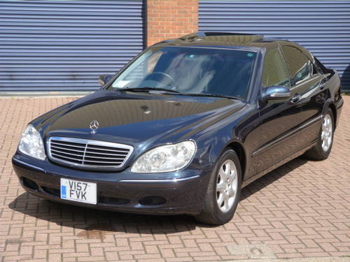1999 Mercedes Benz S320 3.2i Auto  For Sale (picture 1 of 6)