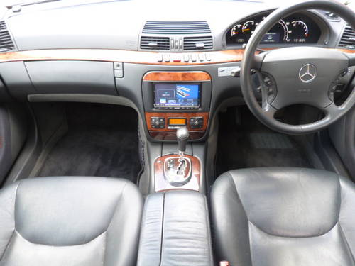 1999 Mercedes Benz S320 3.2i Auto  For Sale (picture 2 of 6)