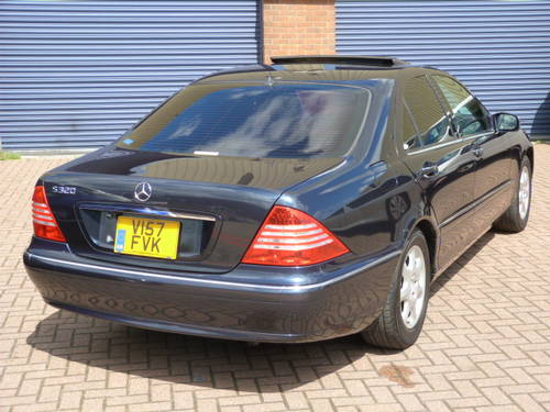 1999 Mercedes Benz S320 3.2i Auto  For Sale (picture 3 of 6)
