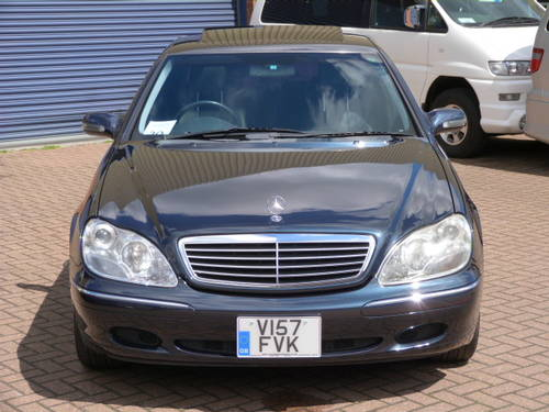1999 Mercedes Benz S320 3.2i Auto  For Sale (picture 4 of 6)