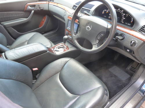 1999 Mercedes Benz S320 3.2i Auto  For Sale (picture 5 of 6)