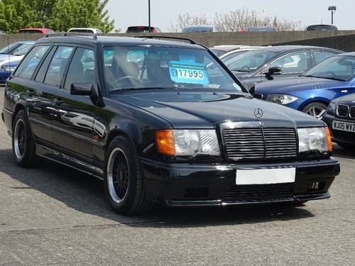 1989 Mercedes-Benz 3.6 BRABUS E36T Estate 7 Seats UK Car RHD 5d For Sale | Car And Classic