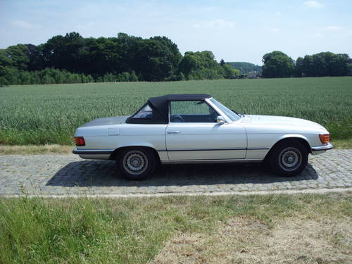 1971 Mercedes 350 SL (19500 euro) For Sale (picture 1 of 6)